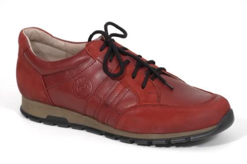5ebe4f433614b Półbuty Lesta 4216 Bordowe Butybuk - internetowy sklep obuwniczy ...