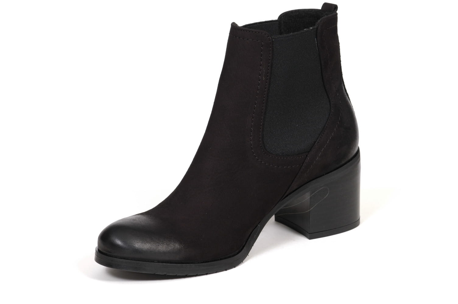 c2e451e55e516 Botki Nessi 53004 Czarny 912 Butybuk - internetowy sklep obuwniczy ...
