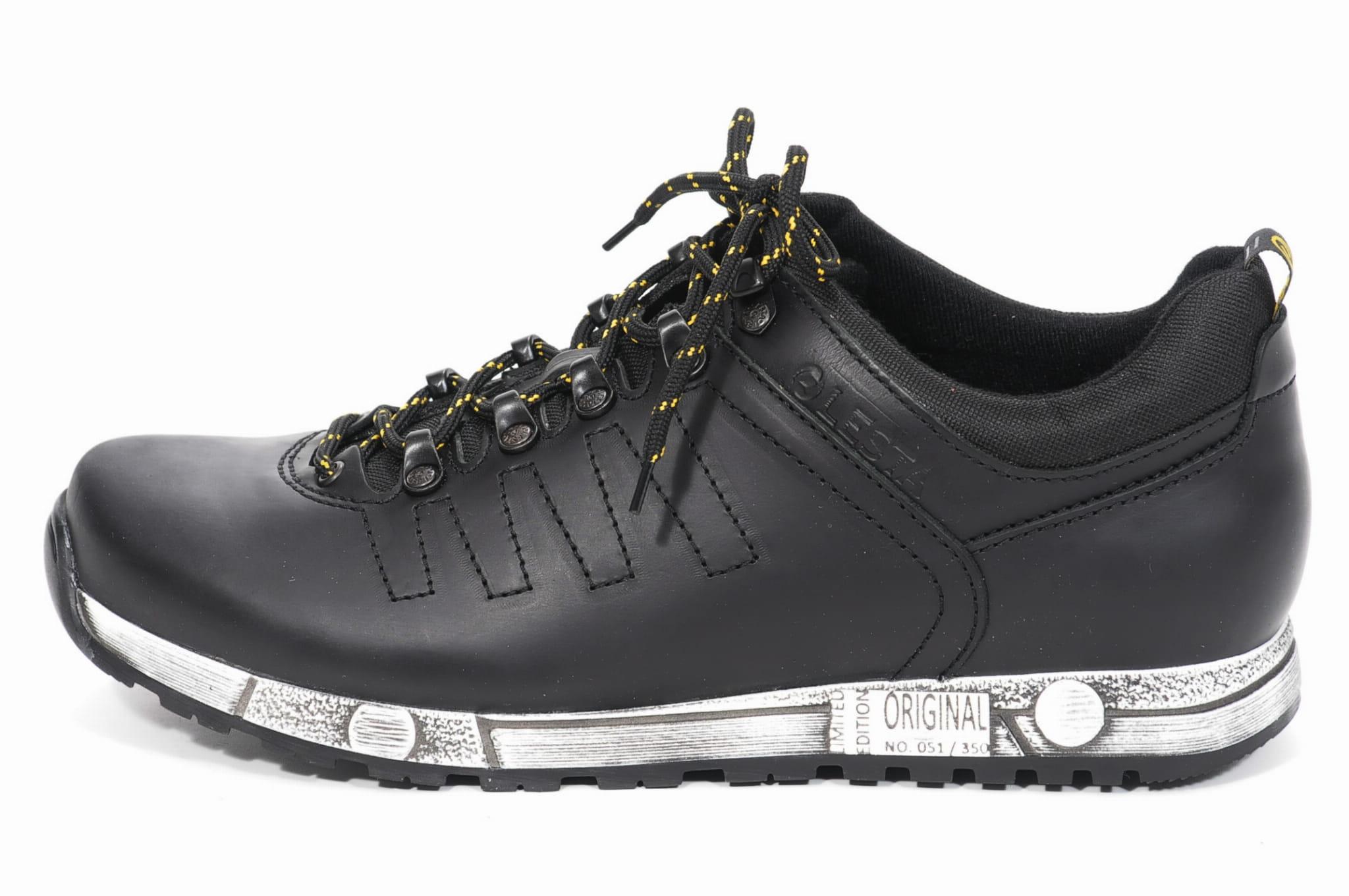 3fa3d0a47522f Półbuty Lesta 4277 Czarny Butybuk - internetowy sklep obuwniczy ...